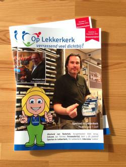 Op Lekkerkerk - cover